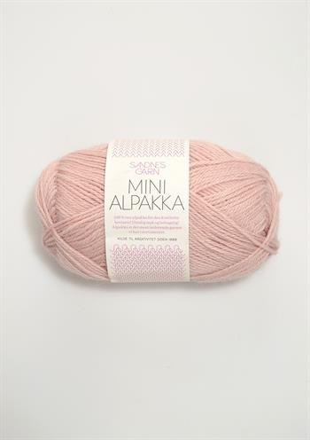 Mini alpakka 3511 pudder